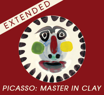 Picasso Master in Clay at Monthaven Arts and Cultural Center