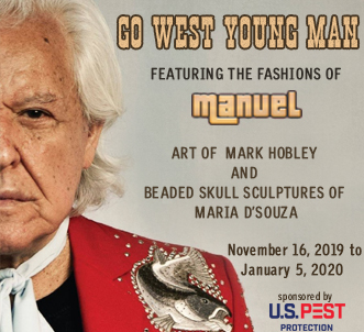 Go West Young Man the Western Couture Fashions of Manuel