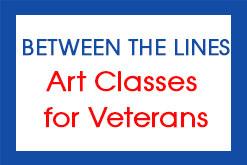 Veterans free art classes