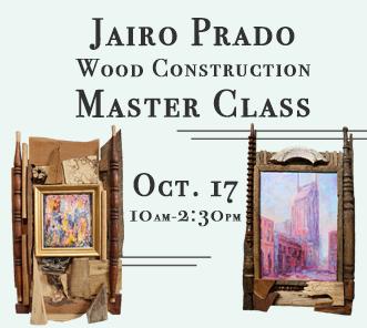 Jairo Prado Workshop