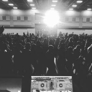 dance at DJ Dance Party