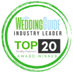 Elite Wedding Guide top 20 winner 2020 c west entertainment
