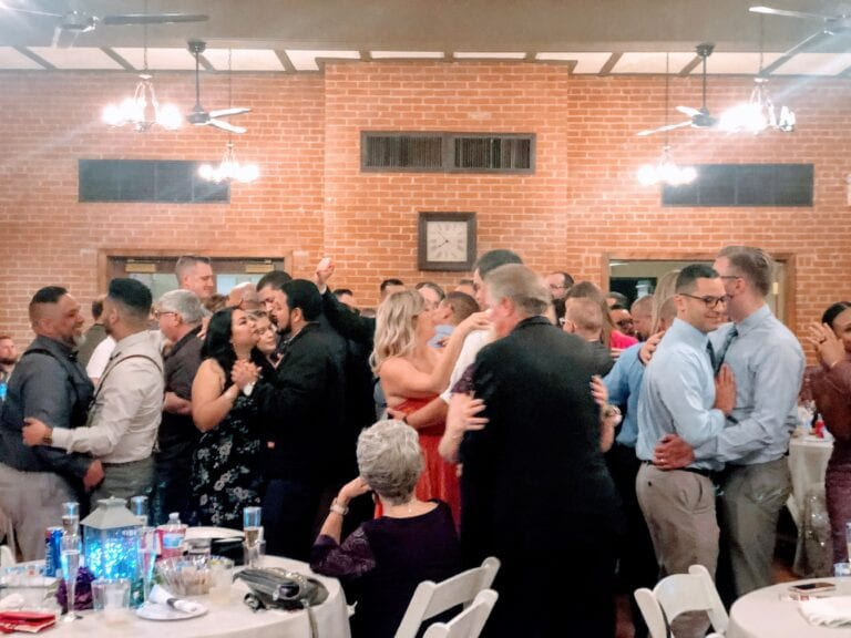 C West Entertaintment Dj wedding in Phoenix Arizona local