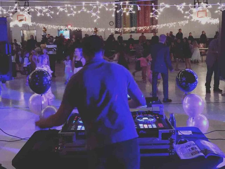 dj near me javier carlos school dance