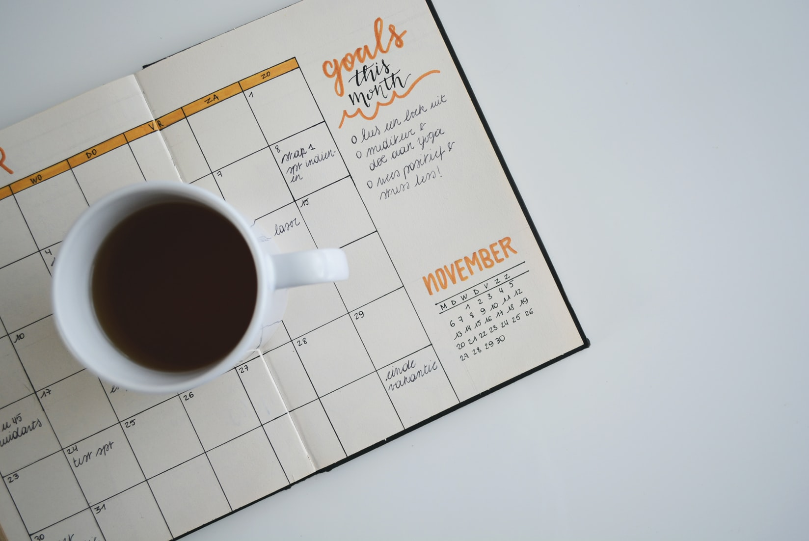planning for month Jesse gee