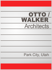 Otto / Walker Architects