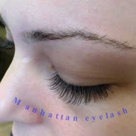 Manhattan Eyelash Extension Elegant Full Set