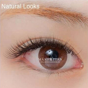 Natural Look-Manhattan Eyelash Extension Salon