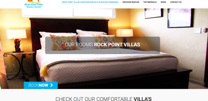 Roatan Rock Point Villas