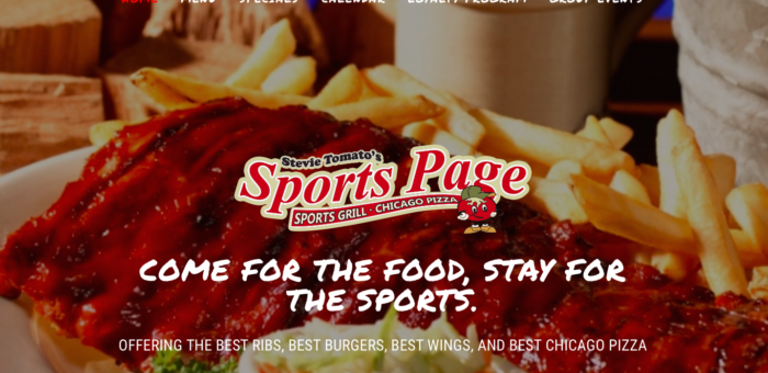 Sports Bar and Restaurant