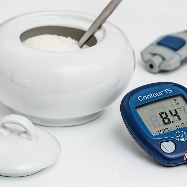 diabetes sugar and monitor
