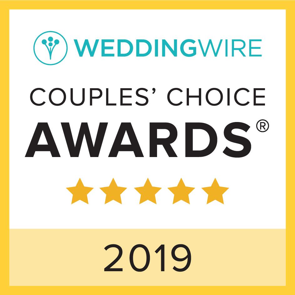 Couples' Choice Award Winner 2019 Wedding Invitations