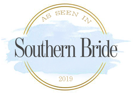 As Seen in Southern Bride Magazine - Print