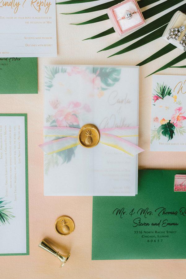 How To Address Wedding Invitation Envelopes Emery Ann Design