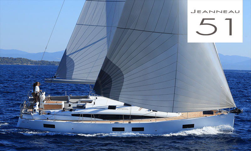 Buy a Jeanneau 51 in Cleveland