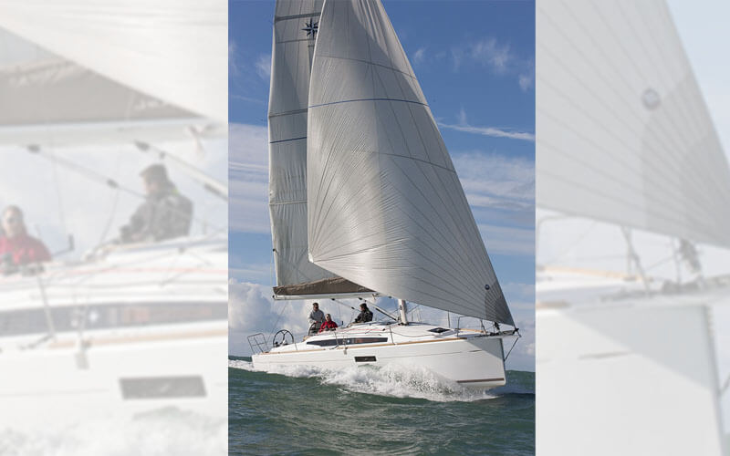 Jeanneau 349 for Sale in Cleveland