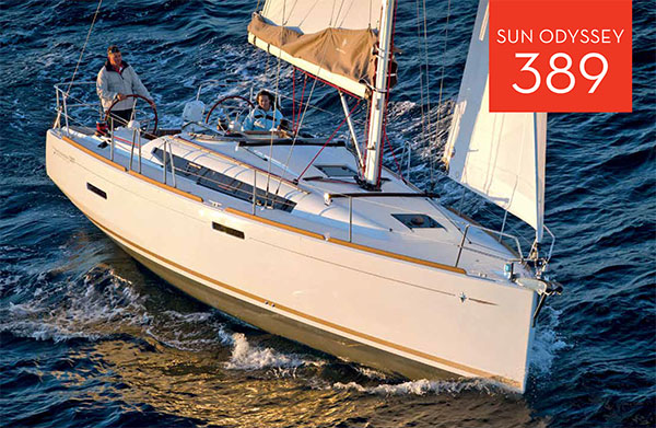 Jeanneau 389 for Sale in Cleveland