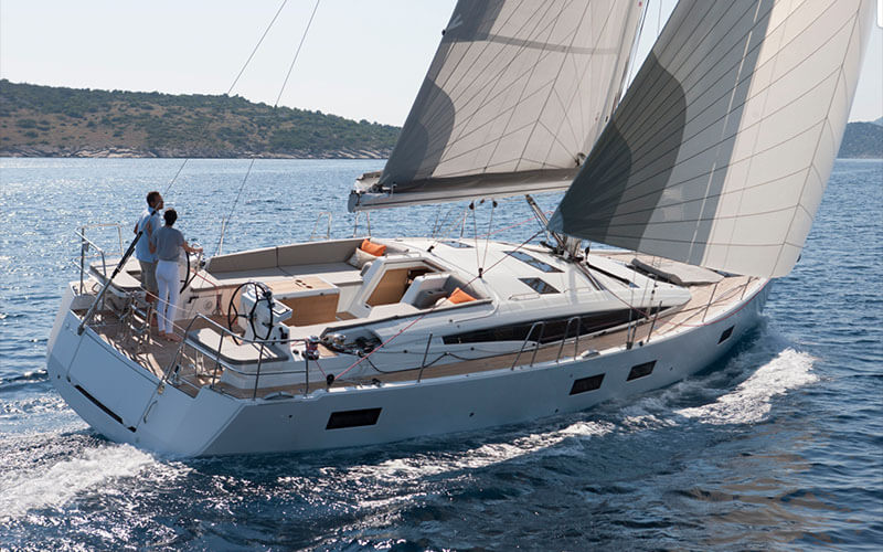 Jeanneau 54 Yacht for Sale in Cleveland