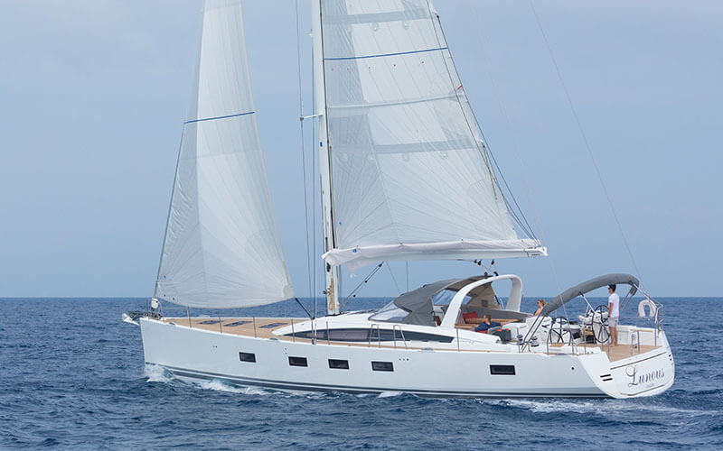 Jeanneau 64 Yacht for Sale in Cleveland