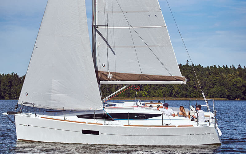 Jeanneau Sun Oddysey 319 for Sale in Cleveland