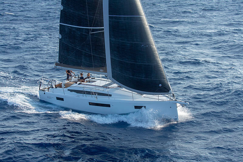 Jeanneau Sun Odyssey 41 for Sale in Cleveland