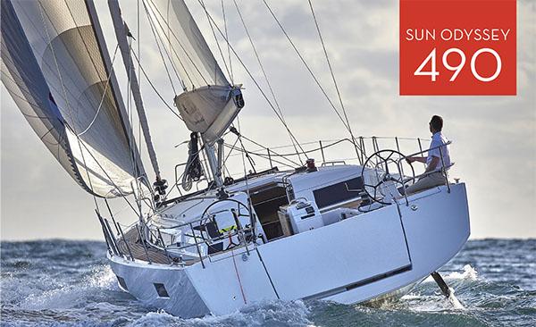 Jeanneau Sun Odyssey 49 for Sale in Cleveland
