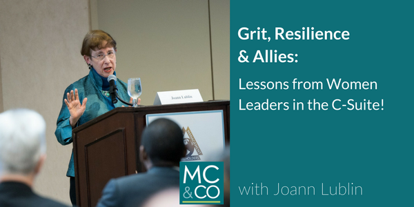 Grit, Resilience & Allies