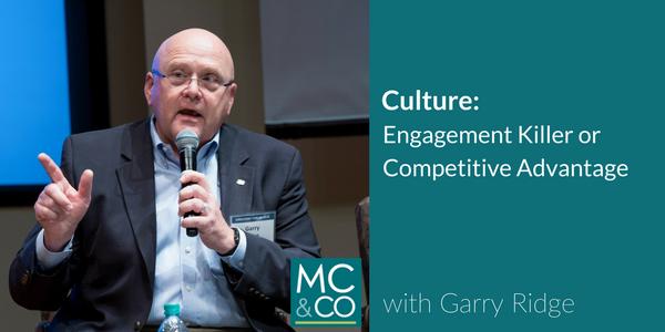 Culture: Engagement Killer or Competitive Advantage