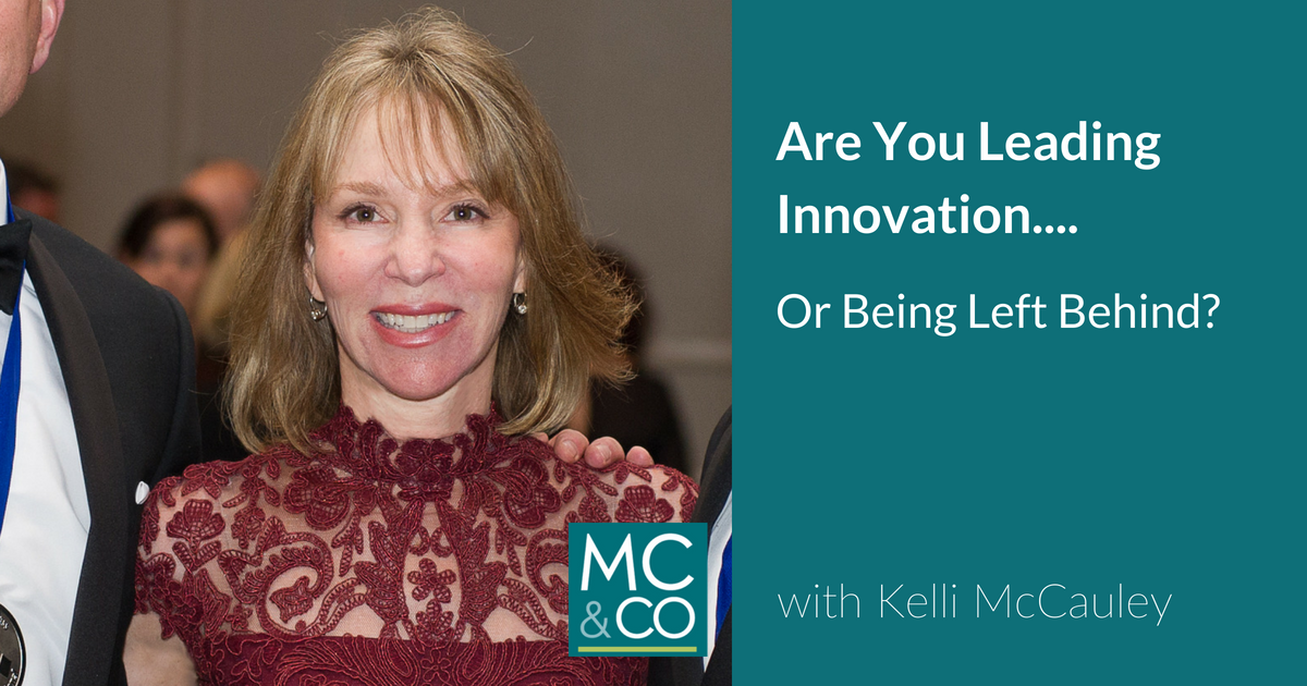 Are You Leading Innovation or Being Left Behind?