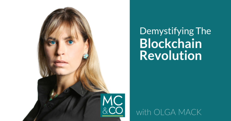 Blockchain revolution McCauley OG Podcast Featured Images