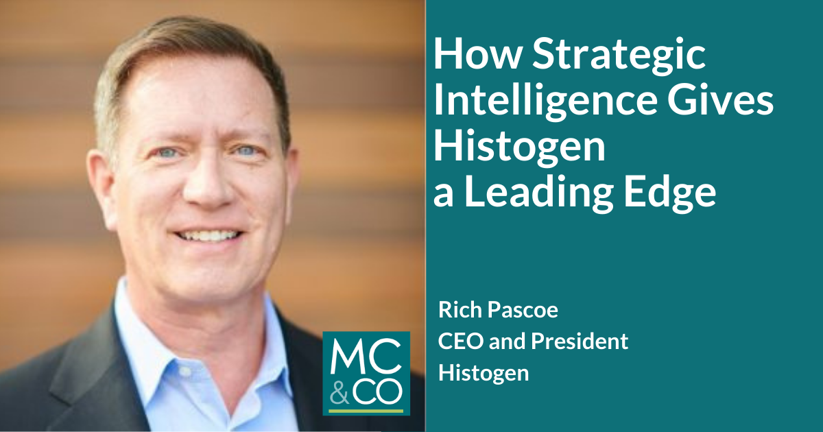 How Strategic Intelligence Gives Histogen a Leading Edge