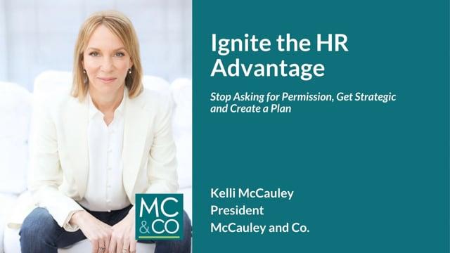 Ignite the HR Advantage