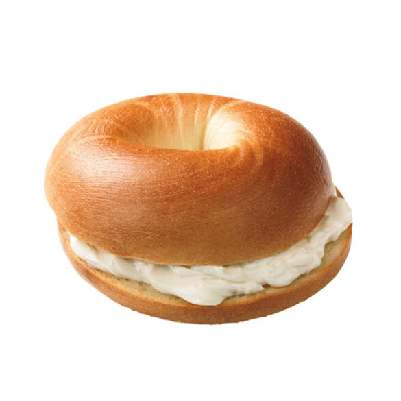 Bagel w_ Cream Cheese