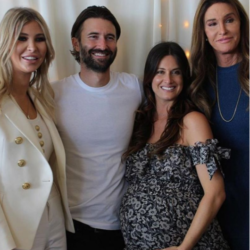Brandon Jenner Says He Feels Like the 'Luckiest Man Alive' at Pregnant Girlfriend's Baby Shower