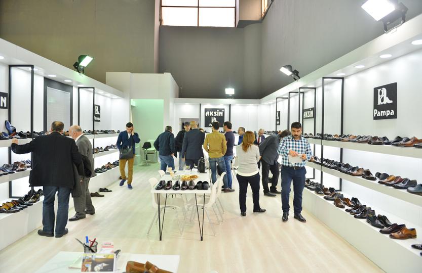 feiras de calçados