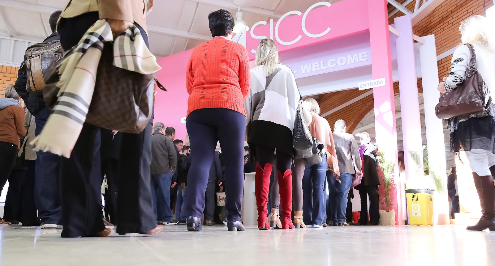 feiras de calçados SICC