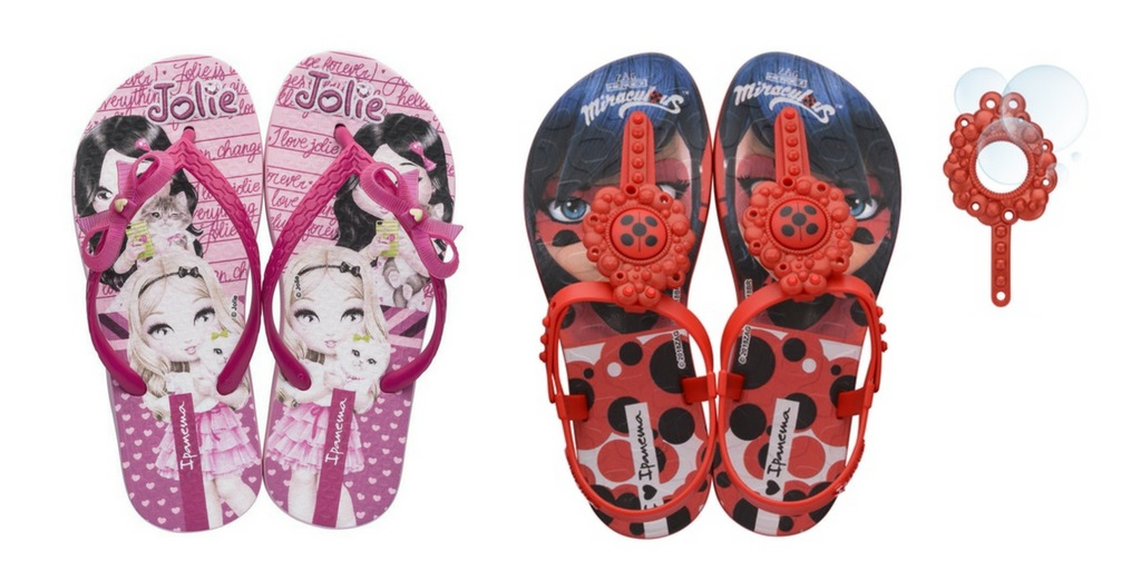calçados infantis grendene