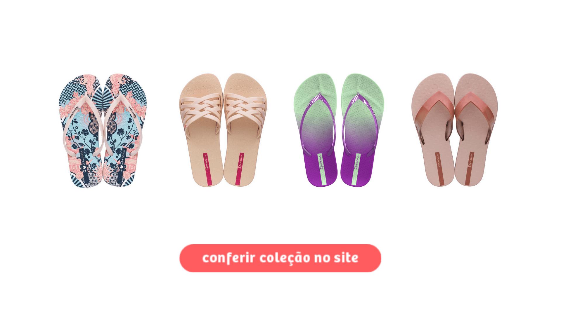 Clique para acessar os chinelos Ipanema no site da Daniel Atacado.