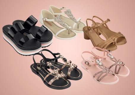 calçados femininos para revenda