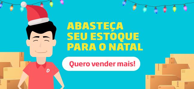 Banner para a loja virtual da Daniel Atacado.