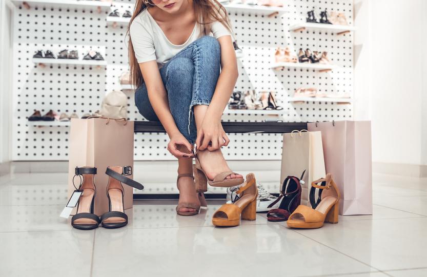 experiência de compra no varejo