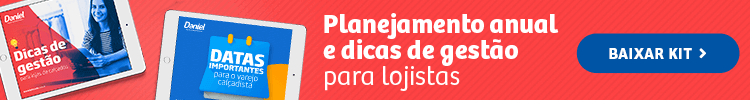 Banner para o kit de planejamento anual para lojistas.
