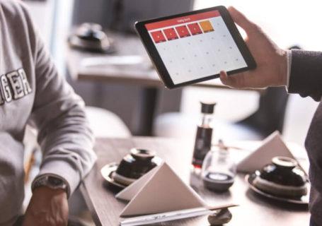 Software de ponto de venda (PDV).