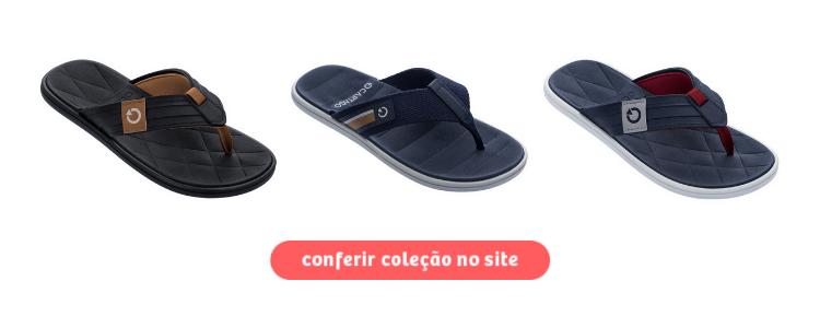 Clique na imagem e acesse a linha de calçados para verão da Cartago na Daniel Atacado.