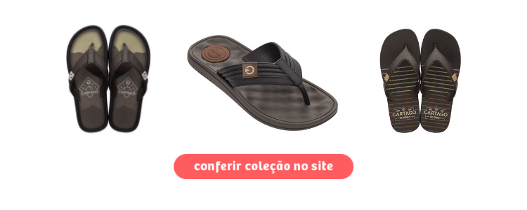 Clique na imagem para acessar a coleção de calçados primavera verão da Cartago na Daniel Atacado.