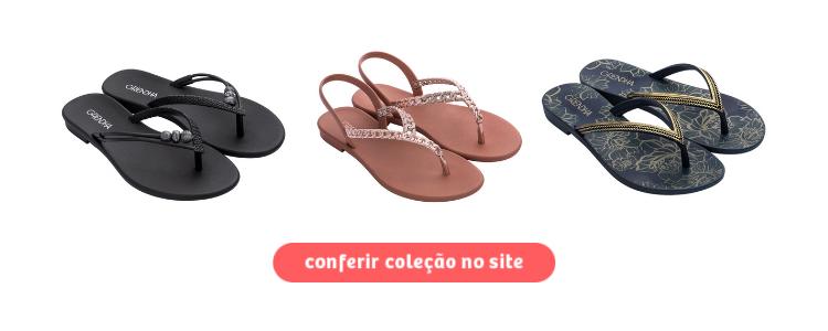 Clique para comprar calçados de plástico da Grendha na Daniel Atacado.