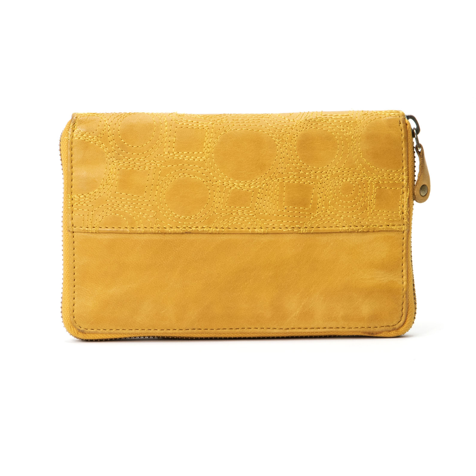 Buttery soft leather wallet