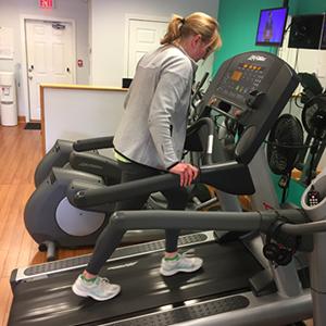 Treadmill Posture