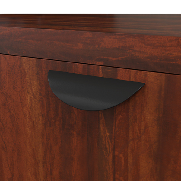Black Drawer Pulls