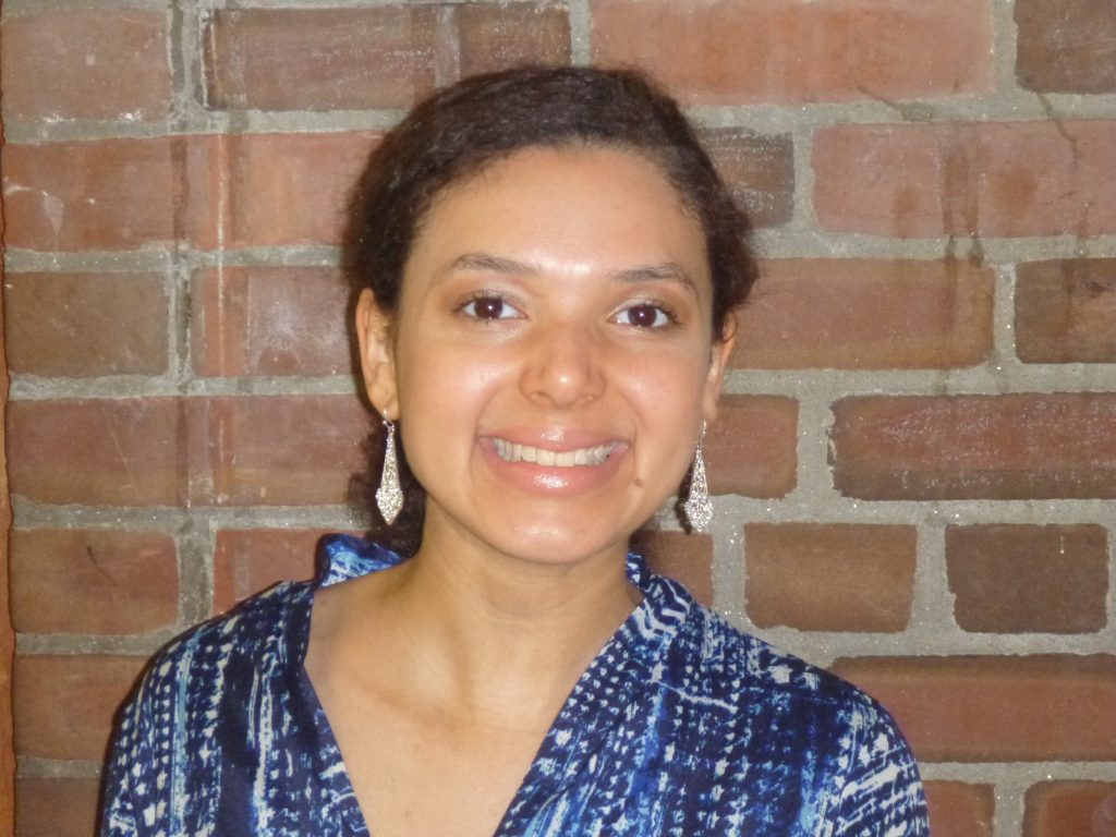 Karina Ithier 2016 recipient